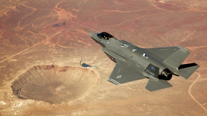 avion jetfighter f-35 Lightning