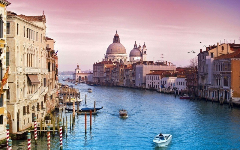 Wallpaper Italie Venise canal