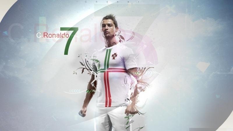 Cristiano Ronaldo Portugal Fond Ecran Hd