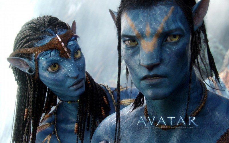 Film Avatar Jake Sully Neytiri