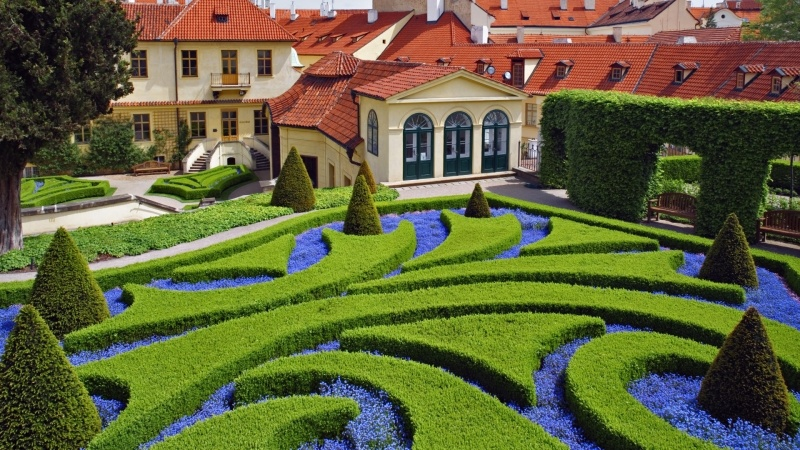 Jardin de Prague