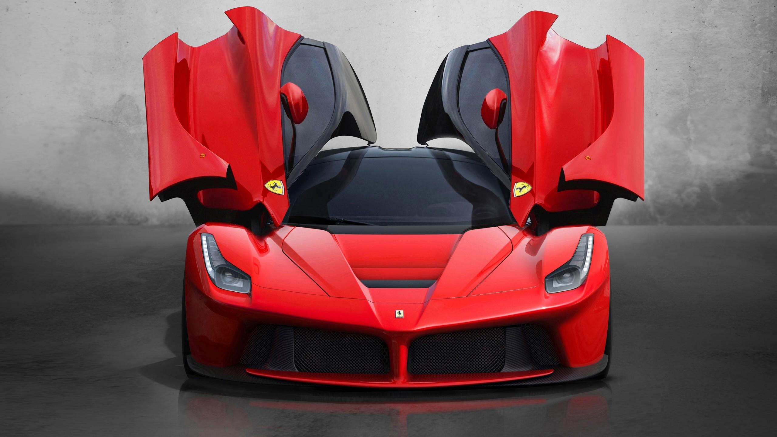 Ferrari F8 Tributo Rouge Photo Wallpaper Fond Ecran Hd