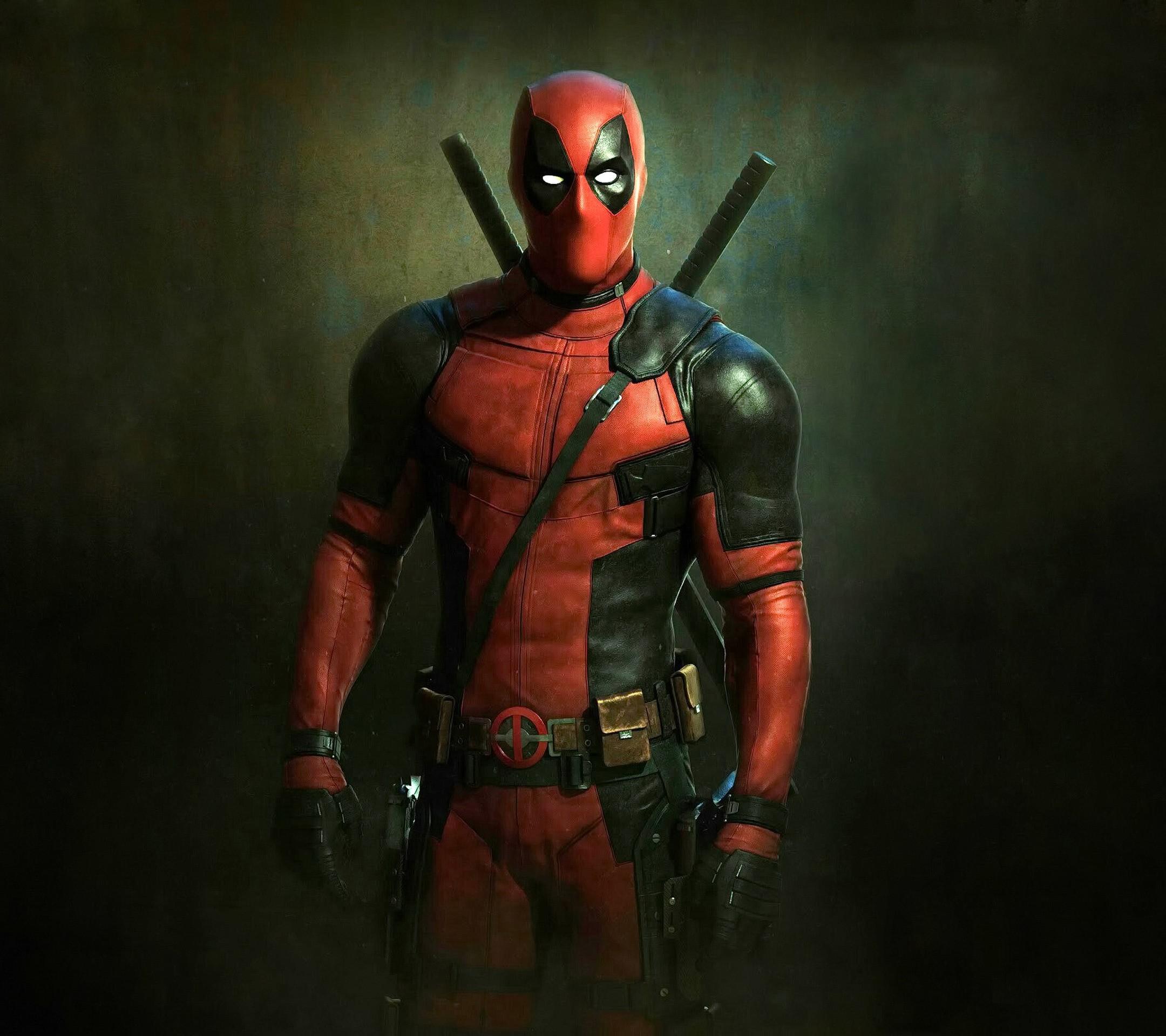 Heros Deadpool Cinema Marvel Comics Fond Ecran Hd