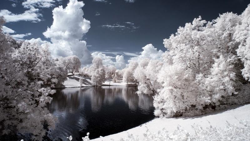 Blanc Fond Ecran Hd