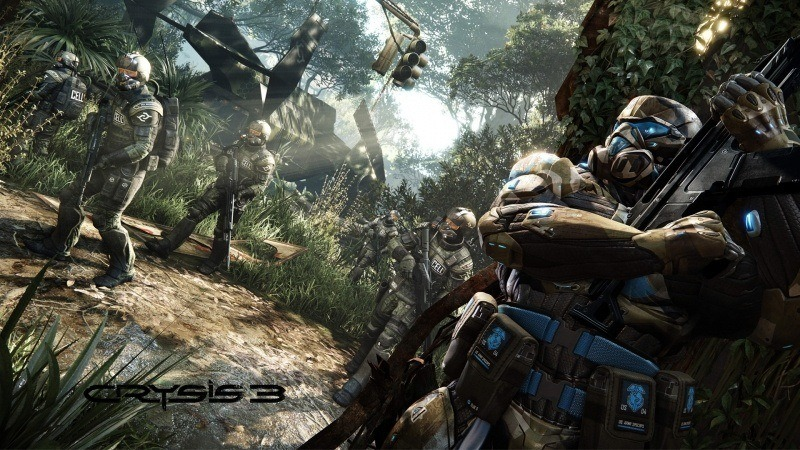 fond écran HD Crysis 3 hunter wallpaper free games