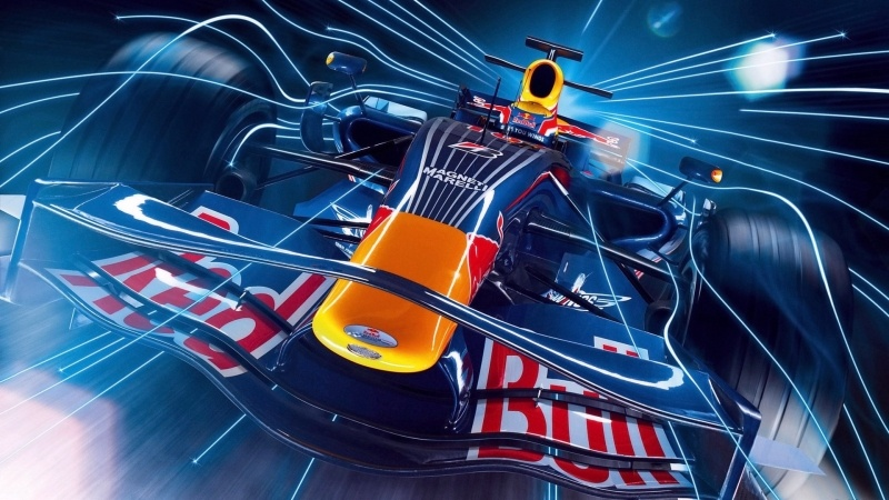 F1 team Red Bull wallpaper