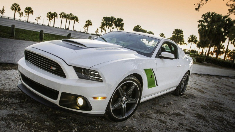 Ford Mustang Roush RS3 2014 photo wallpaper