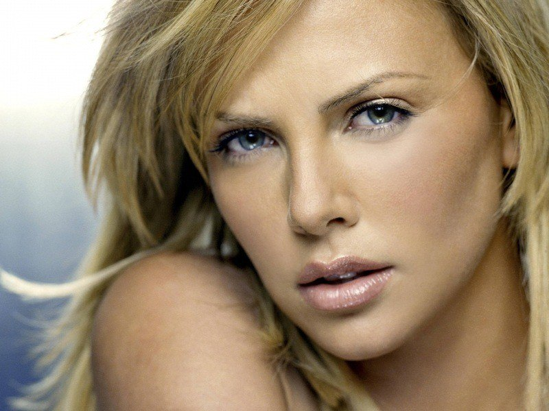 wallpaper Charlize Theron actrice