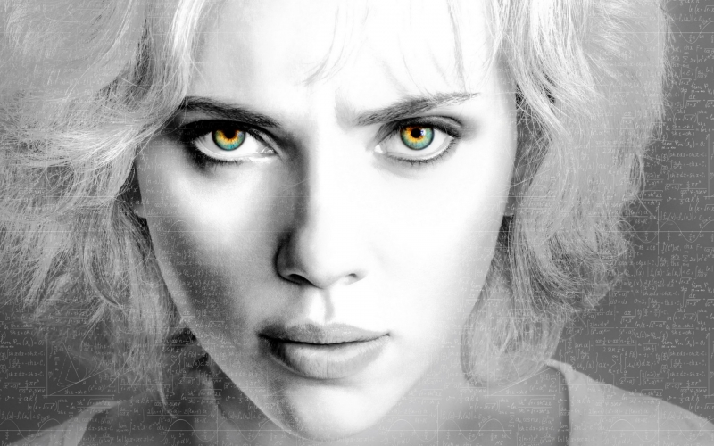 wallpaper star Scarlett Johansson film Lucy