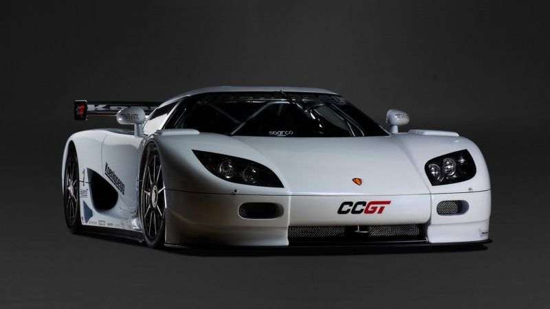 wallpaper Koenigsegg Supercar CCGT
