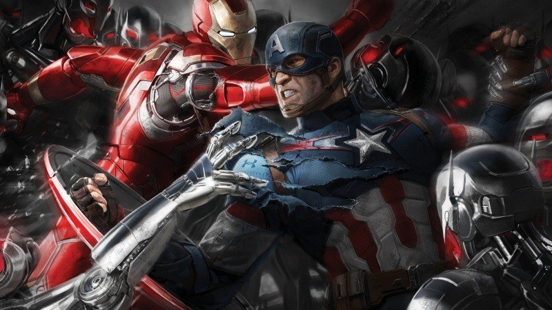 Marvel The Avengers l'âge d'Ultron