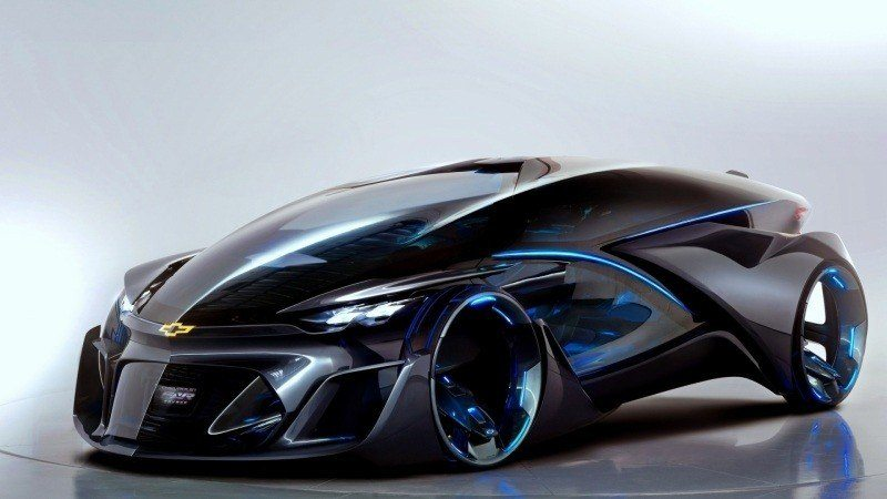 Chevrolet Concept FNR 2015 photo