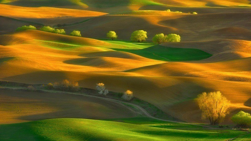 USA steptoe butte state wallpaper