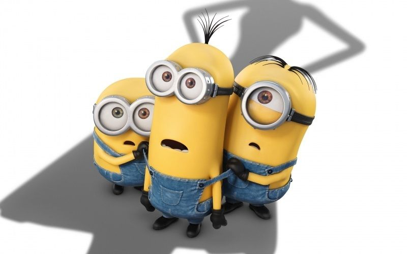 Minions the movie 2015 wallpaper