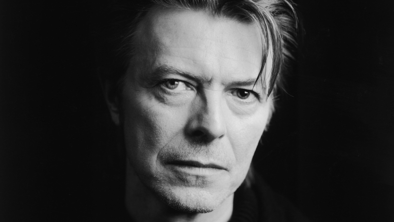 chanteur acteur David Bowie