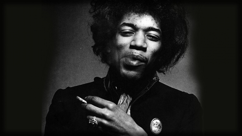Jimi Hendrix photo