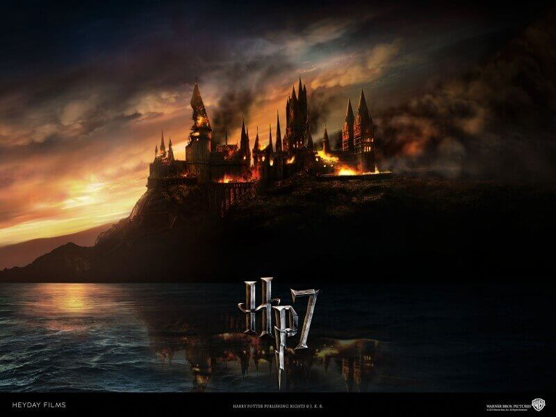 Harry Potter 7 part 1