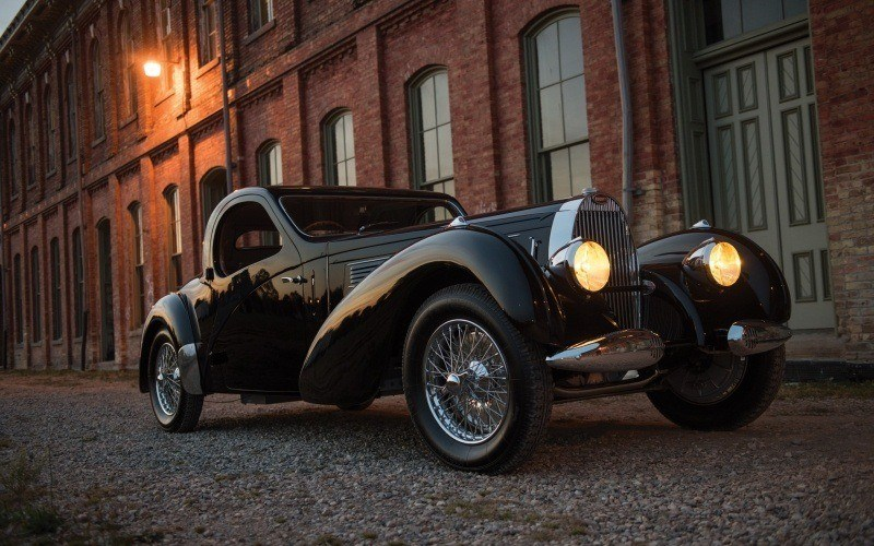 Bugatti ancienne automobile photo