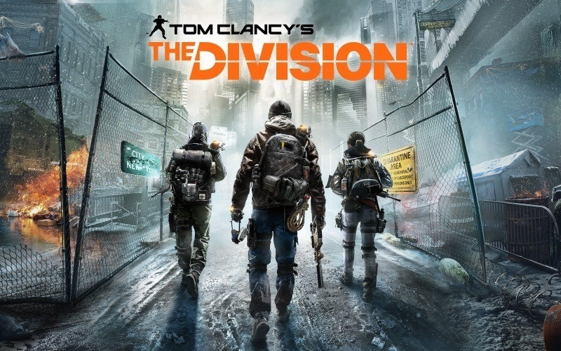 Tom Clancy's The Division jeux video wallpaper