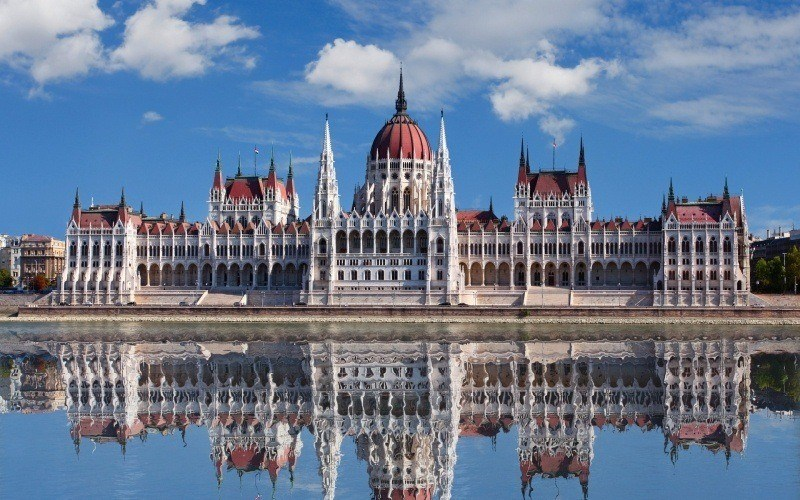 parlement de Hongrie Budapest wallpaper photo