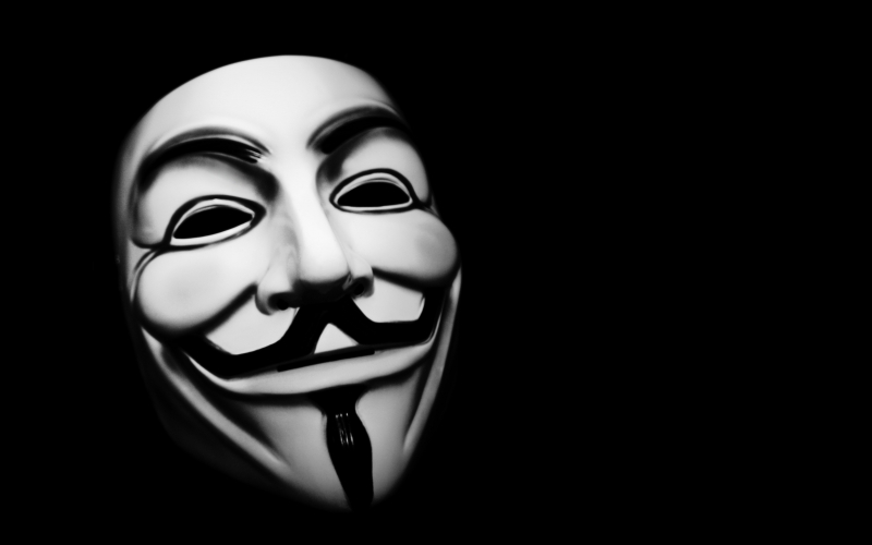 anonymous masque hackers