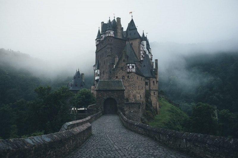 Chateau Eltz Allemagne Fond Ecran Fond Ecran Hd
