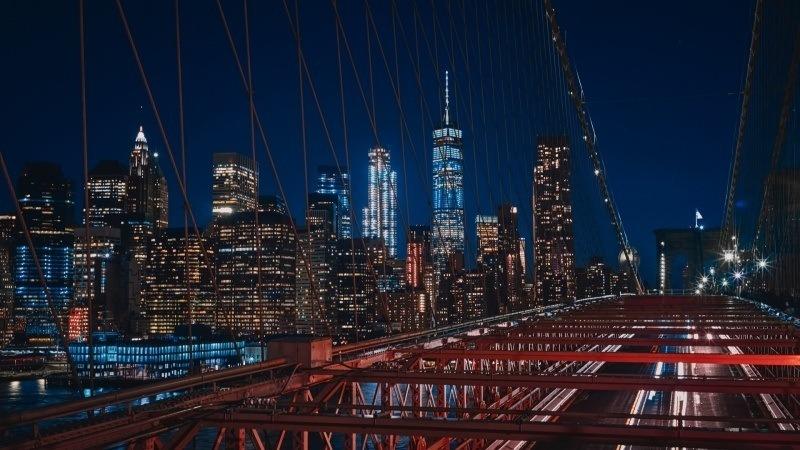 New York Fond Ecran Hd