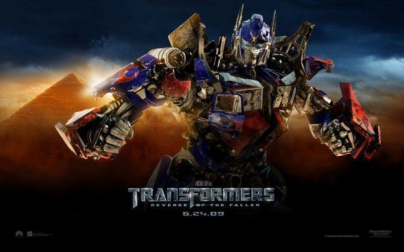 Transformers Revenge of The Fallen photo