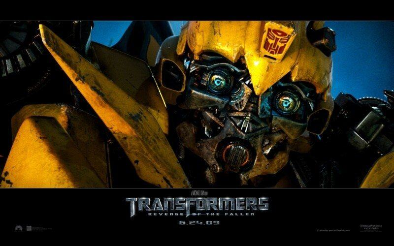 Transformers Revenge Of The Fallen BumbleBee