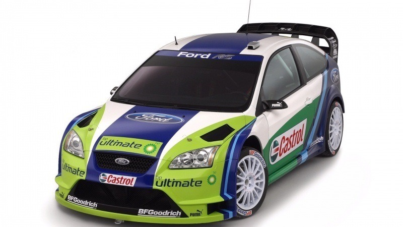 Ford Focus Rallye photo