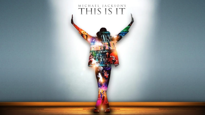 Michael Jackson This Is It affiche