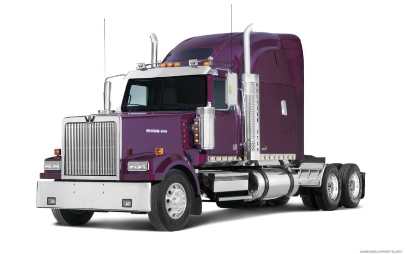 camion truck Western Star photo