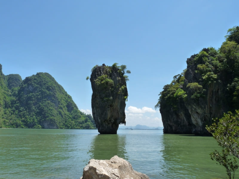 wallpaper James Bond Island Thaïlande photo