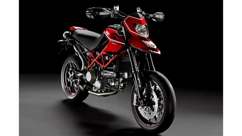 wallpaper Ducati Hypermotard 1100 Evo