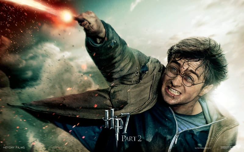 Harry Potter and the Deathly Hallows Part 2 2011 Wallpaper Movie fond ecran 02 hd