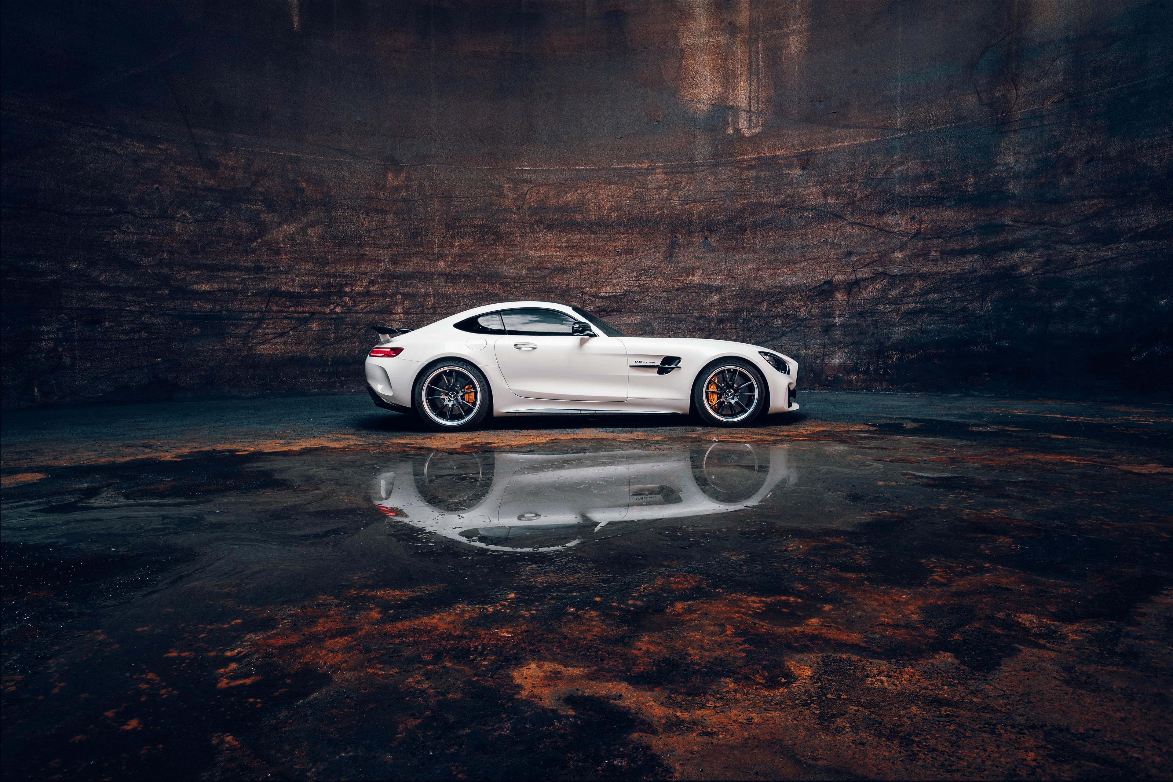 Mercedes Fond Ecran Hd