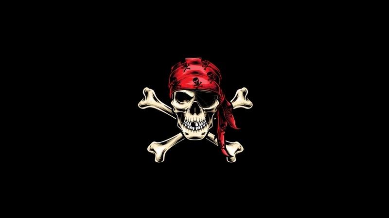 Fond écran Hd Pirates Crâne Os Symbole Drapeau Fond Ecran Hd