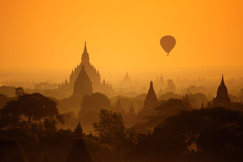 photo Birmanie Myanmar Royaume Bagan wallpaper