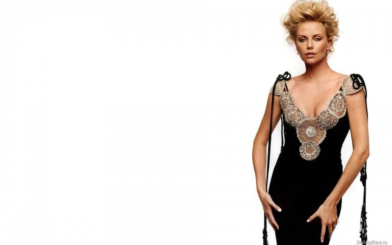 Charlize Theron actrice photo