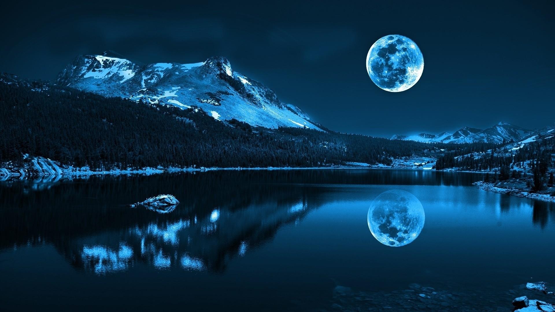 Nuit Fond Ecran Hd