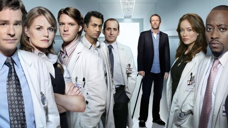 """Résultat de recherche d'images pour """"dr house saison 4 nouveaux médecins"""""""