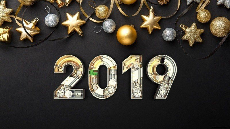 2019 nouvel an new year image