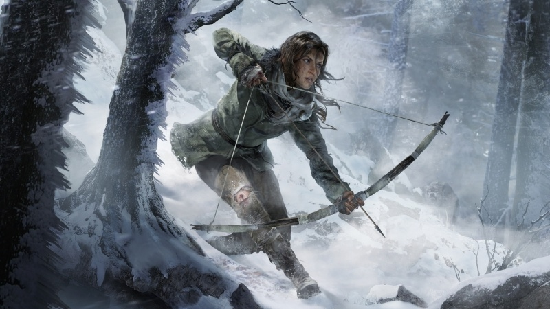 Rise of the Tomb Raider wallpaper