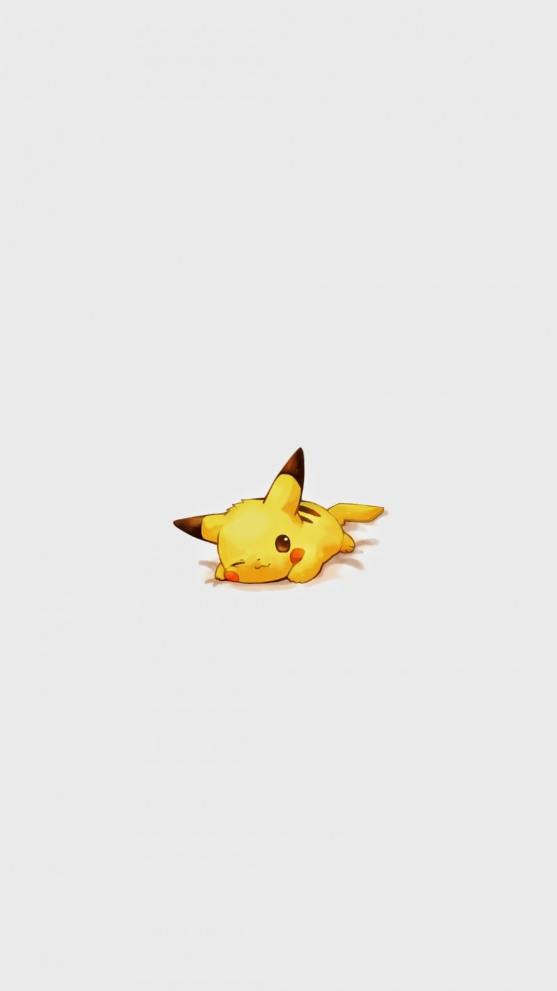 Smartphone Android Pikachu GO Pokemon wallpaper